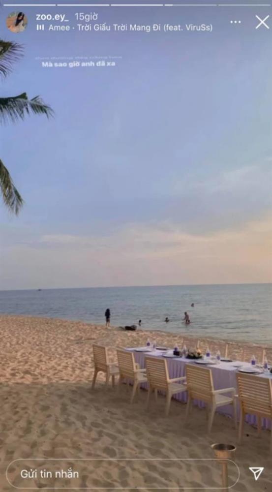 Vợ chồng Quyền Linh tổ chức tiệc sinh nhật cực xịn cho ái nữ trên bãi biển, nhan sắc tuổi 16 lại gây sốt-1
