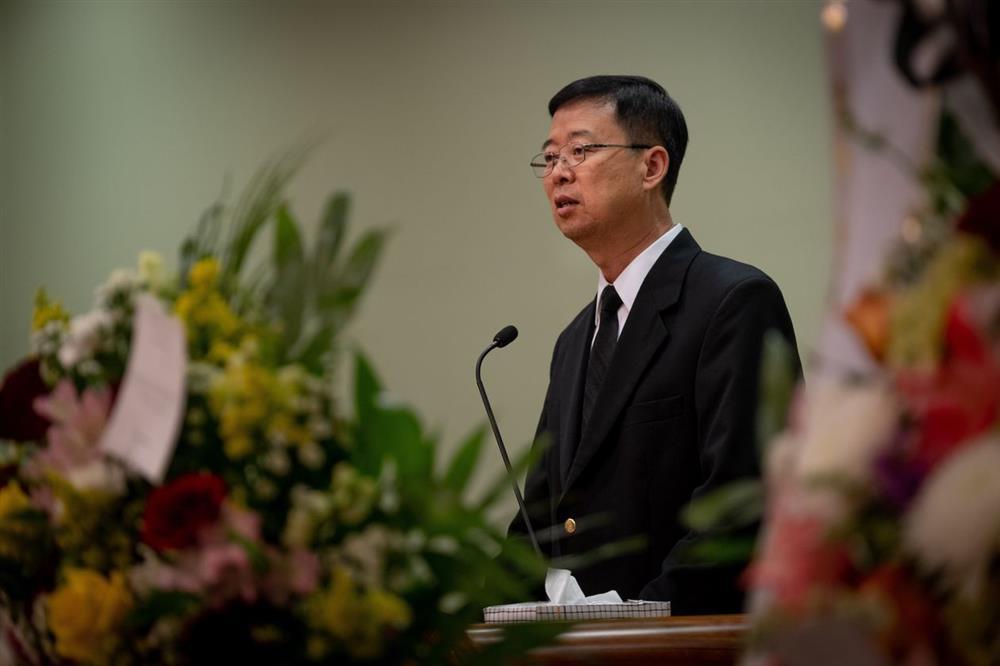 Nạn nhân gốc Á bị bắn chết ở Mỹ, tang lễ không một người thân quen-3