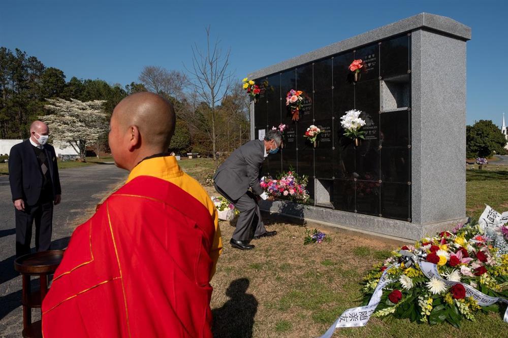 Nạn nhân gốc Á bị bắn chết ở Mỹ, tang lễ không một người thân quen-4