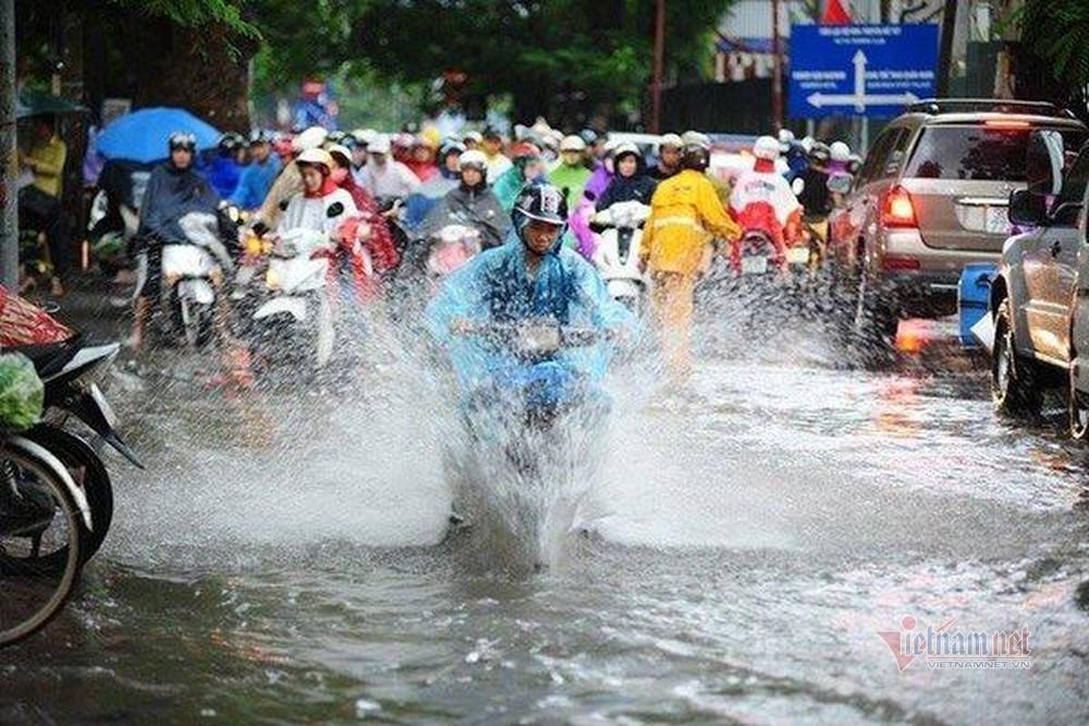 Dự báo thời tiết 6/4: Miền Bắc mưa giông gió giật, Hà Nội lạnh 20 độ-1