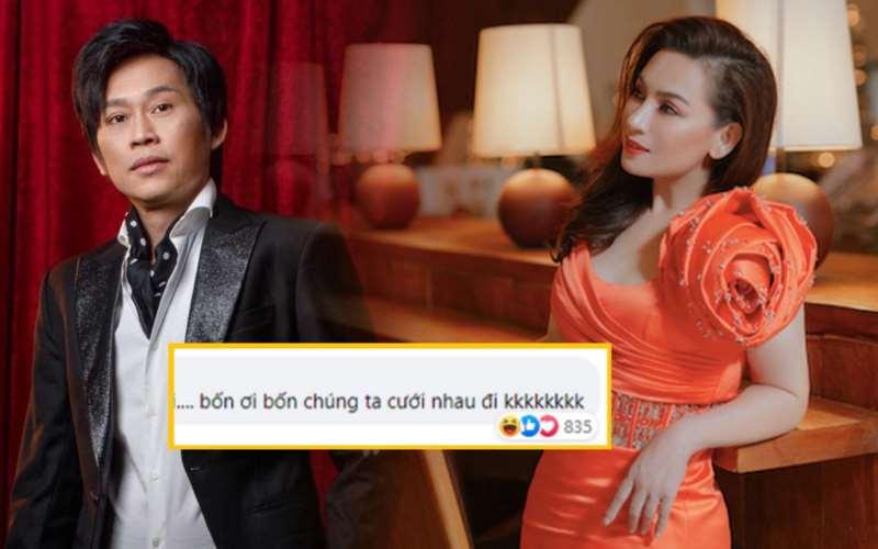Danh hài Hoài Linh tung bộ ảnh đẹp trai như soái ca, hết Phi Nhung đến Khả Như muốn chốt đơn-5