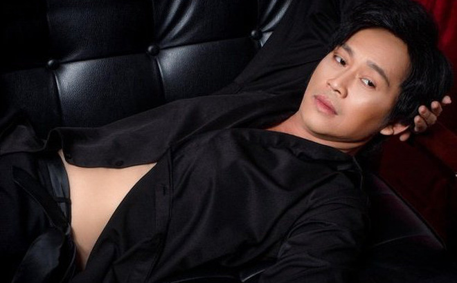 Danh hài Hoài Linh tung bộ ảnh đẹp trai như soái ca, hết Phi Nhung đến Khả Như muốn chốt đơn-2