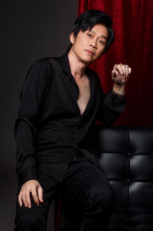 Danh hài Hoài Linh tung bộ ảnh đẹp trai như soái ca, hết Phi Nhung đến Khả Như muốn chốt đơn-4