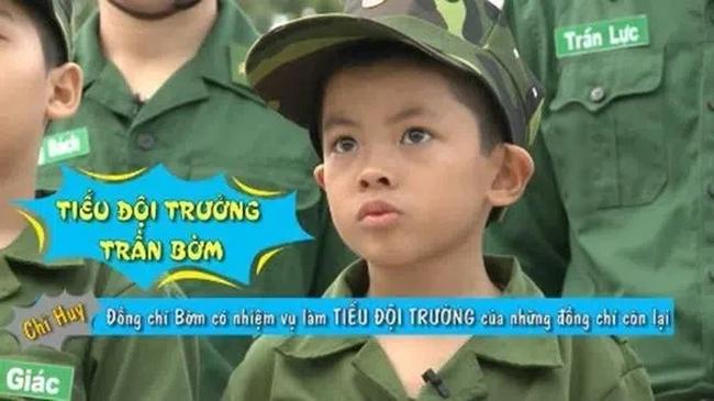 Mầm non giải trí nhà đạo diễn Trần Lực: Tính cách lầy lội còn hơn cả anh trai Trần Bờm, cách được bố dạy lại càng bất ngờ-1