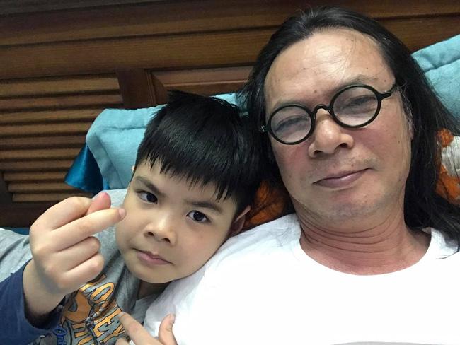 Mầm non giải trí nhà đạo diễn Trần Lực: Tính cách lầy lội còn hơn cả anh trai Trần Bờm, cách được bố dạy lại càng bất ngờ-2