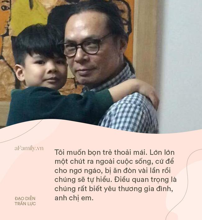 Mầm non giải trí nhà đạo diễn Trần Lực: Tính cách lầy lội còn hơn cả anh trai Trần Bờm, cách được bố dạy lại càng bất ngờ-4