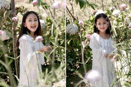 Con gái út của Hà Kiều Anh khiến cả dàn Hoa hậu đình đám phải nức nở khen ngợi
