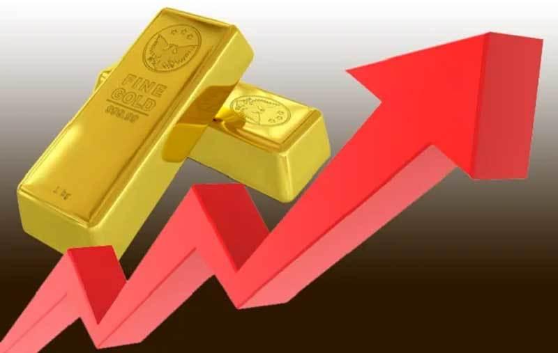 Giá vàng hôm nay 7/4: Tăng vọt khi USD đuối sức-1