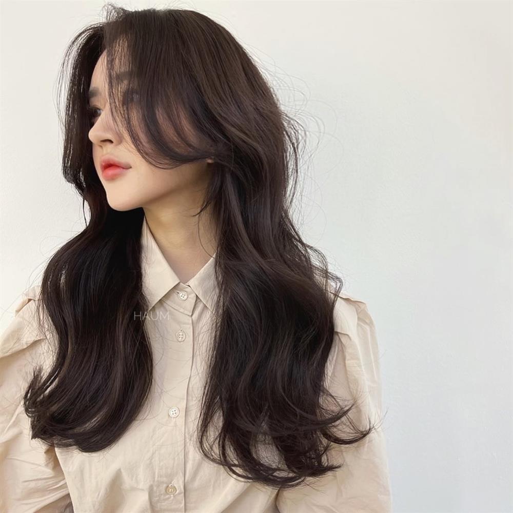 5 kiểu tóc mái siêu nhẹ mát cho mùa Hè, cam đoan là cắt xong nhan sắc sẽ xinh tươi và sang chảnh hơn bội phần-6