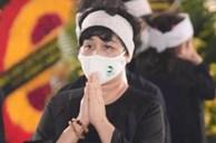 Chồng mất chưa đầy 49 ngày, NSND Minh Hằng lại chịu nỗi đau mất cha