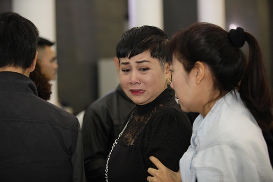 Chồng mất chưa đầy 49 ngày, NSND Minh Hằng lại chịu nỗi đau mất cha-1