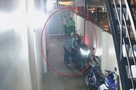 Trộm bẻ khóa xe máy ở TP.HCM