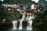 Thị trấn nước 1.300 năm tuổi ở Trung Quốc-1