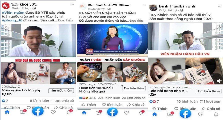 Huy Khánh: Tôi bị lừa quảng cáo thuốc tăng sinh lý khắp Facebook-1