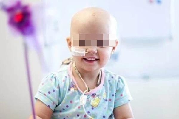 Ung thư ở trẻ em: 80% có cơ hội được chữa khỏi bệnh-1