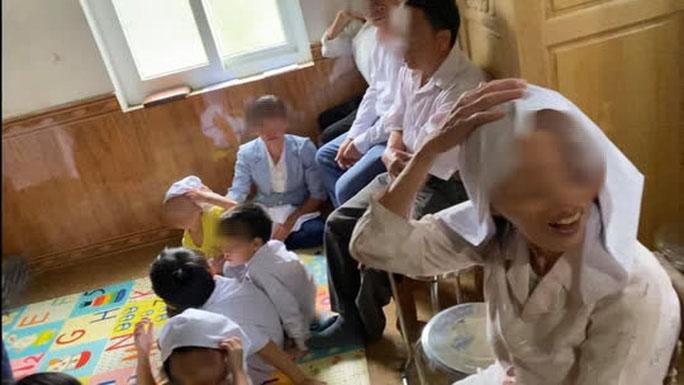Phát hiện 6 người lớn, 6 trẻ em đang sinh hoạt Hội thánh Đức Chúa Trời Mẹ trái phép-1
