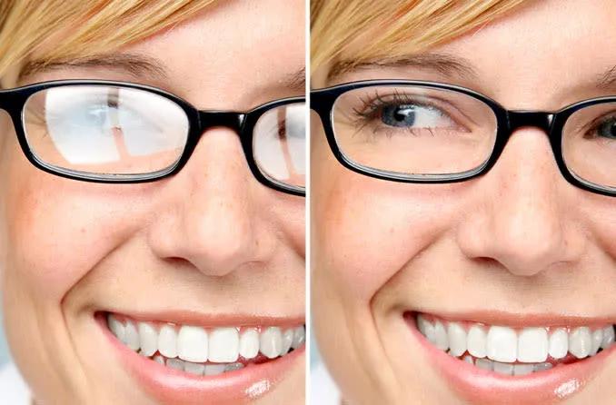 Miếng vải mà bạn nhận được khi mua kính không phải để lau, nếu cứ dùng sẽ làm tăng tốc độ mài mòn, vậy đâu là cách làm sạch kính đúng cách?-1
