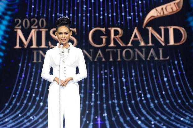 Hoa hậu đối thủ của Á hậu Ngọc Thảo bị truy nã ngay sau khi tham dự Miss Grand International-1