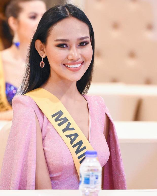 Hoa hậu đối thủ của Á hậu Ngọc Thảo bị truy nã ngay sau khi tham dự Miss Grand International-3