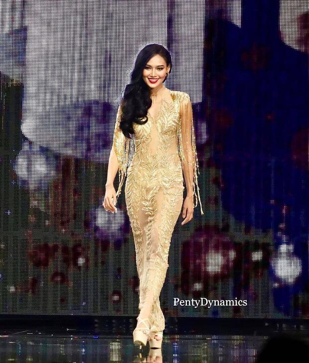 Hoa hậu đối thủ của Á hậu Ngọc Thảo bị truy nã ngay sau khi tham dự Miss Grand International-4