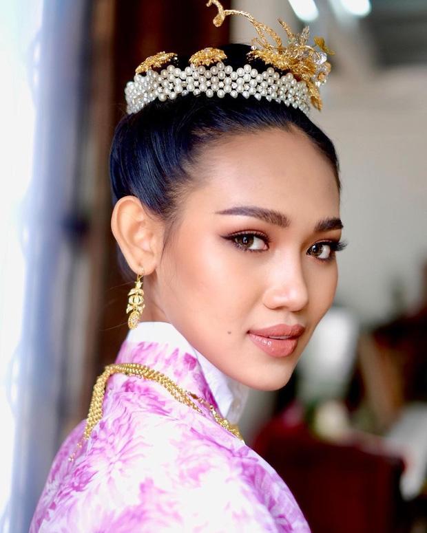 Hoa hậu đối thủ của Á hậu Ngọc Thảo bị truy nã ngay sau khi tham dự Miss Grand International-5