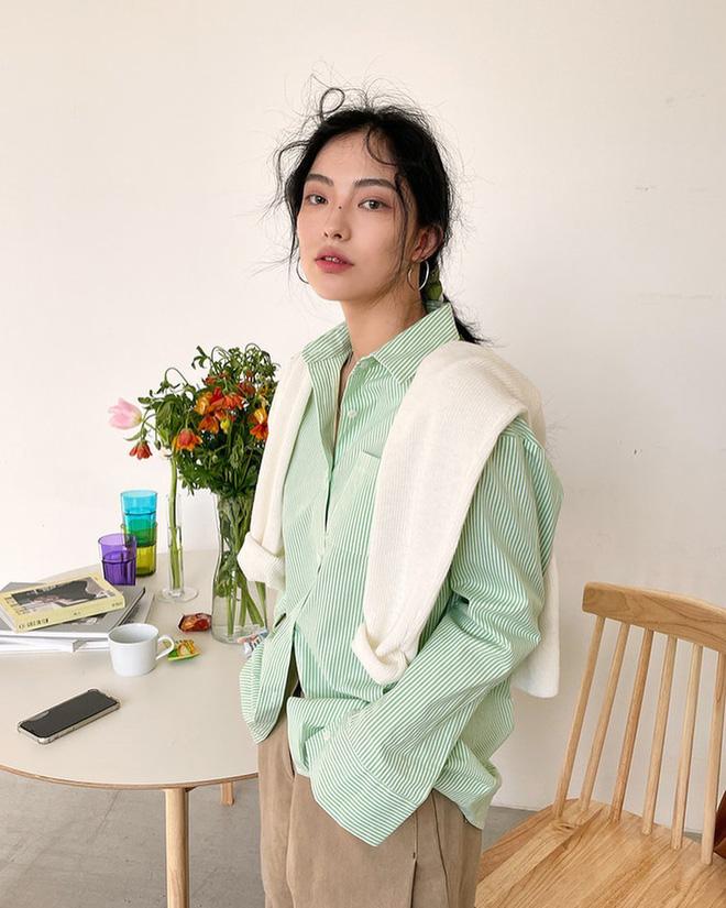 Gái Hàn mặc đồ màu mè mà xinh hết nấc, bí kíp nằm gọn trong 4 nguyên tắc mà nhiều nàng không để ý-3