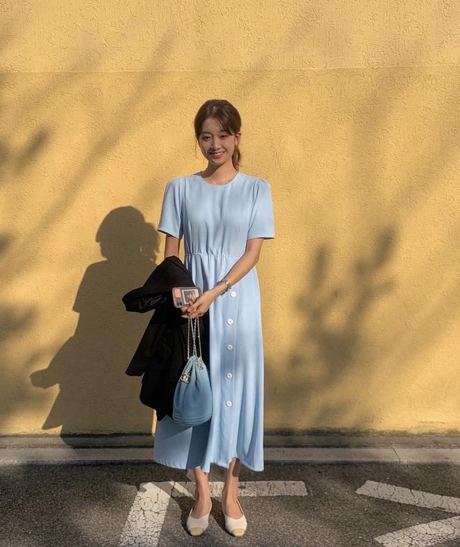 Gái Hàn mặc đồ màu mè mà xinh hết nấc, bí kíp nằm gọn trong 4 nguyên tắc mà nhiều nàng không để ý-4
