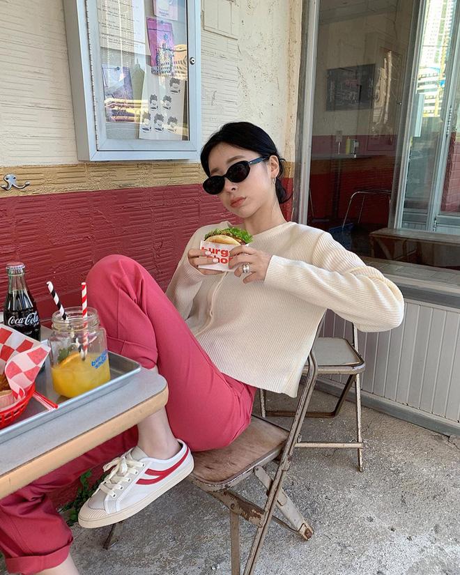 Gái Hàn mặc đồ màu mè mà xinh hết nấc, bí kíp nằm gọn trong 4 nguyên tắc mà nhiều nàng không để ý-5