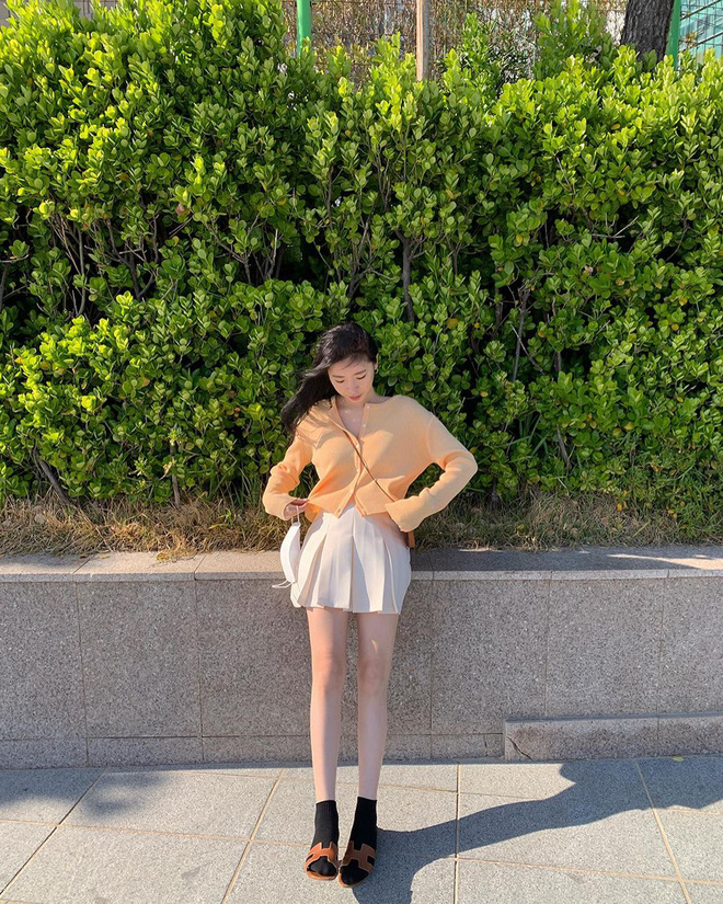 Gái Hàn mặc đồ màu mè mà xinh hết nấc, bí kíp nằm gọn trong 4 nguyên tắc mà nhiều nàng không để ý-7