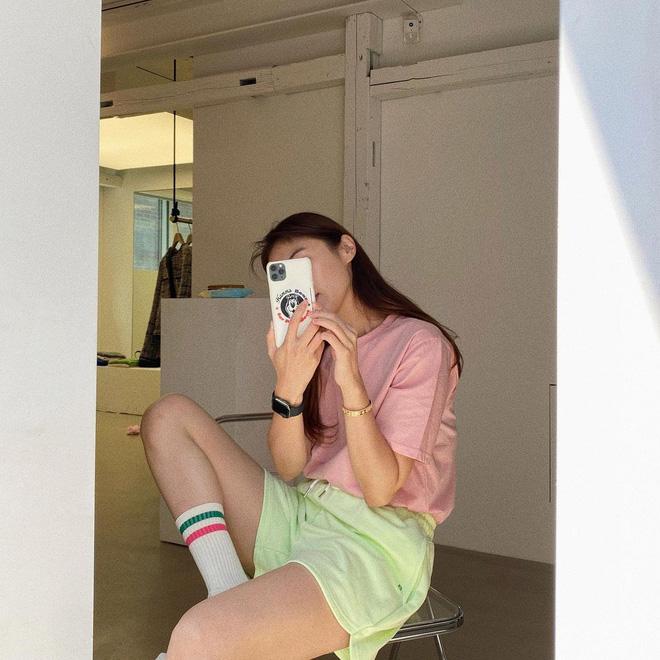 Gái Hàn mặc đồ màu mè mà xinh hết nấc, bí kíp nằm gọn trong 4 nguyên tắc mà nhiều nàng không để ý-13