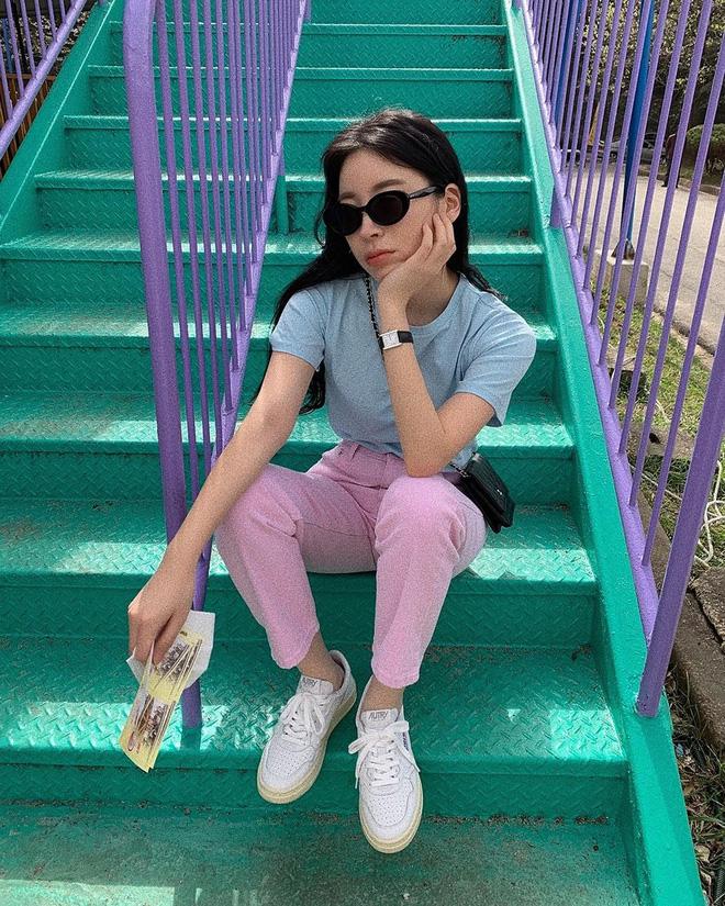 Gái Hàn mặc đồ màu mè mà xinh hết nấc, bí kíp nằm gọn trong 4 nguyên tắc mà nhiều nàng không để ý-15