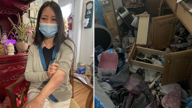 4 tên cướp đột nhập một gia đình gốc Việt ở Mỹ, trói cặp vợ chồng rồi đánh đập, cướp hết tài sản trước mặt cô con gái 7 tuổi-2