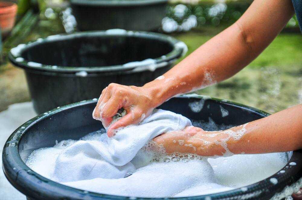 Làm giả hàng nghìn chai nước giặt đồ trẻ em, nước xả vải của thương hiệu nổi tiếng rồi gắn mác hàng nhập Thái: Mối nguy hại khôn lường đến sức khỏe-2