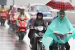 Dự báo thời tiết 9/4: Mưa giông, lốc kèm gió giật uy hiếp nhiều vùng trên cả nước-2