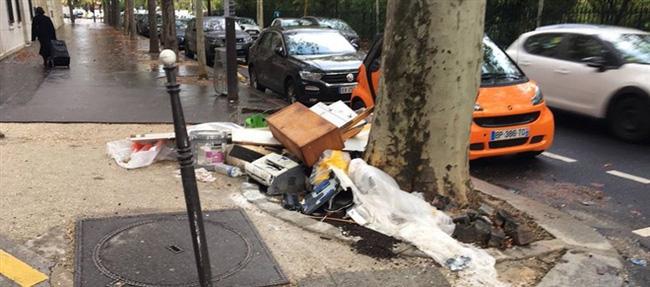 Những hình ảnh gây sốc cho thấy thành phố Paris hoa lệ ngập trong rác khiến cộng đồng mạng thất vọng tràn trề, chuyện gì đang xảy ra?-11