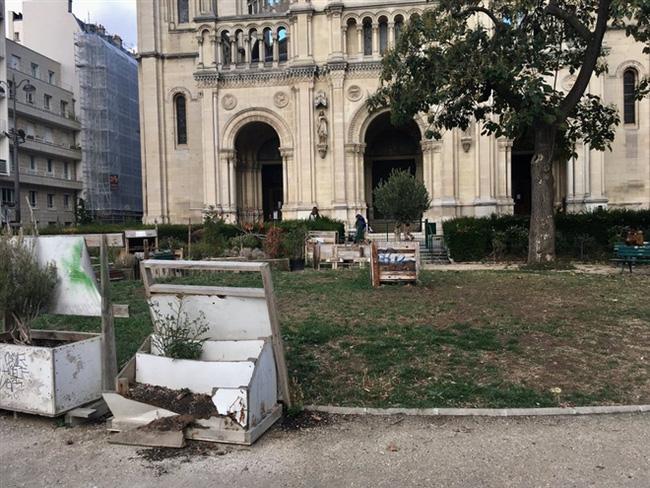 Những hình ảnh gây sốc cho thấy thành phố Paris hoa lệ ngập trong rác khiến cộng đồng mạng thất vọng tràn trề, chuyện gì đang xảy ra?-12