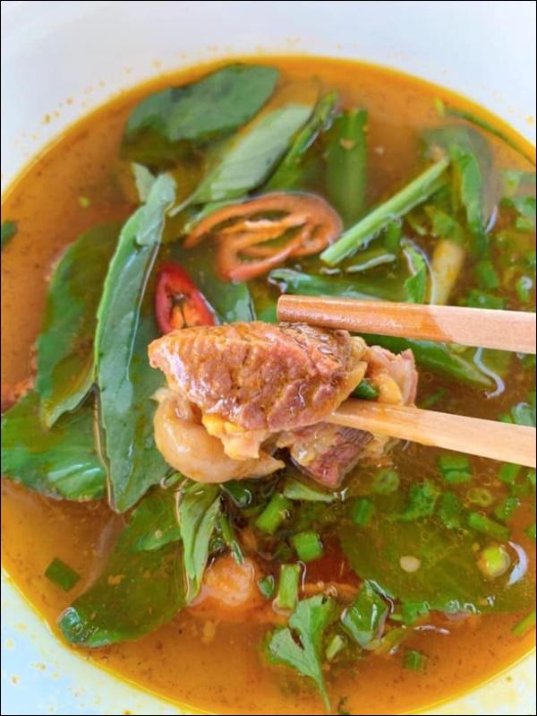 Trường Giang đổ mồ hôi nấu đồăn ngon cho Nhã Phươngtẩm bổ, bày biện đẹp mắt chuẩn nhà hàng-7