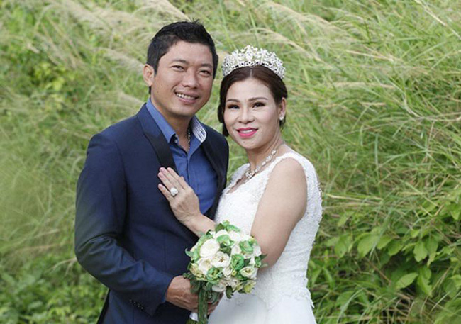 Vợ đại gia bất động sản của diễn viên Kinh Quốc vừa bị bắt giàu có cỡ nào?-2