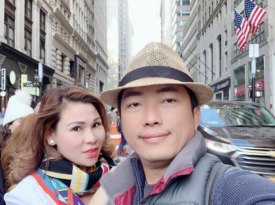 Vợ đại gia bất động sản của diễn viên Kinh Quốc vừa bị bắt giàu có cỡ nào?-4