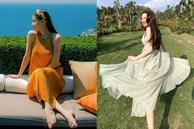 Hà Hồ có cả loạt ảnh sống ảo đỉnh cao nhờ kiểu váy này, chị em muốn học theo cũng cực dễ