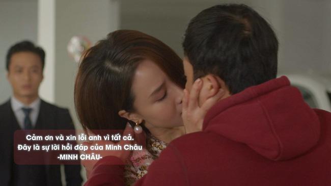 Hồng Đăng bức xúc vì Hồng Diễm hôn Doãn Quốc Đam, cư dân mạng chỉ ra bằng chứng nụ hôn pha ke trắng trợn-3