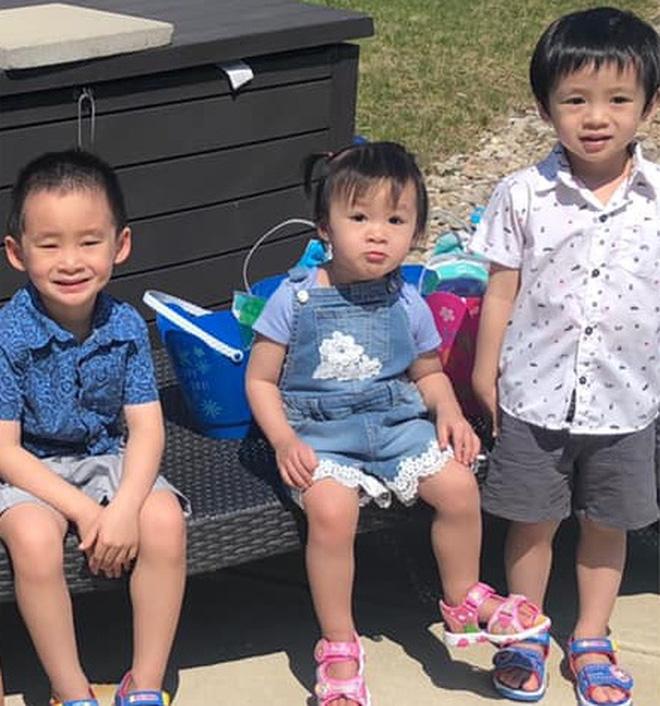 Xuân Mai hiếm hoi hé lộ cuộc sống và ảnh 3 con tại Mỹ, nhìn đến bé út mà ngỡ ngàng vì quá giống mẹ ngày xưa-4