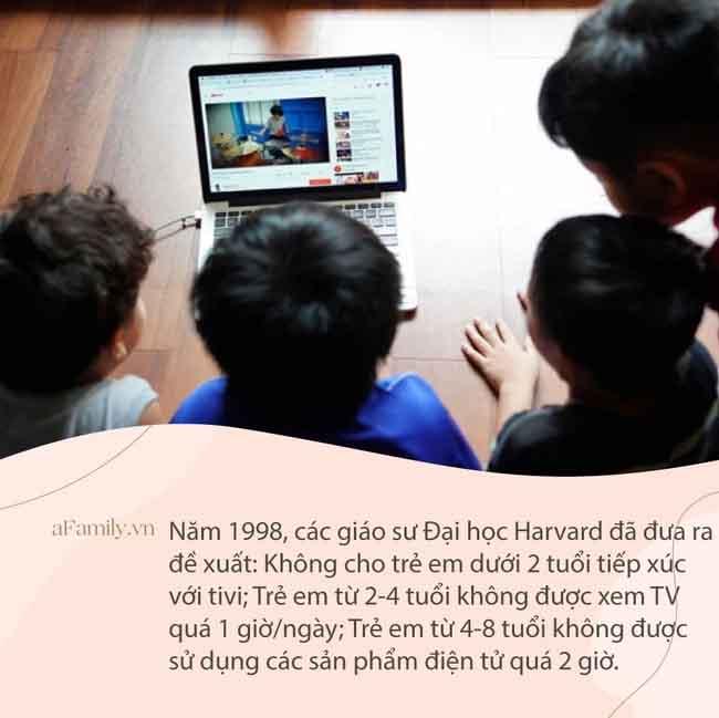 3 khác biệt lớn giữa trẻ xem và không xem tivi khi trưởng thành, nghe xong bố mẹ chỉ muốn ném tivi ngay lập tức-1