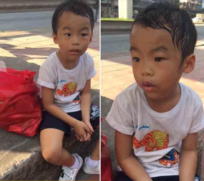 Mẹ cho con trai 5 tuổi đi nhặt ve chai 1 ngày vì không chịu đi học, cậu bé dường như kiệt sức nhưng nhận về bài học cuộc sống quý giá-2