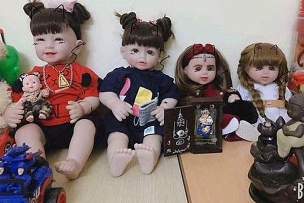 Búp bê Kumanthong: Thứ đồ chơi ma quái trở thành niềm tin mù quáng của nhiều người, chi hàng trăm triệu đổi lấy bào thai sấy khô sặc mùi tàn ác-1