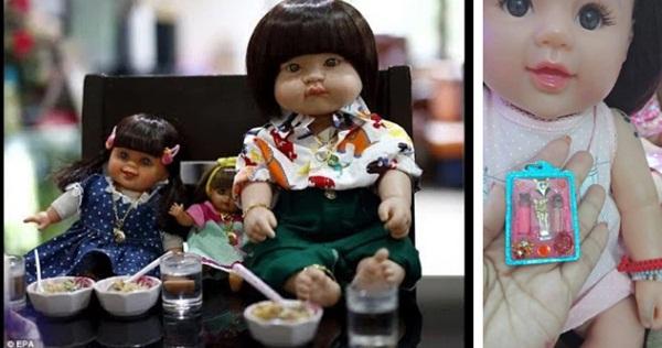 Búp bê Kumanthong: Thứ đồ chơi ma quái trở thành niềm tin mù quáng của nhiều người, chi hàng trăm triệu đổi lấy bào thai sấy khô sặc mùi tàn ác-4