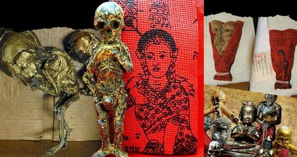 Búp bê Kumanthong: Thứ đồ chơi ma quái trở thành niềm tin mù quáng của nhiều người, chi hàng trăm triệu đổi lấy bào thai sấy khô sặc mùi tàn ác-6