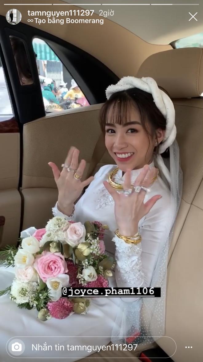 Con gái đại gia Minh Nhựa chủ động liên hệ rồi kết hôn với bồ cũ nhờ ngủ mơ thấy hai đứa đám cưới-2