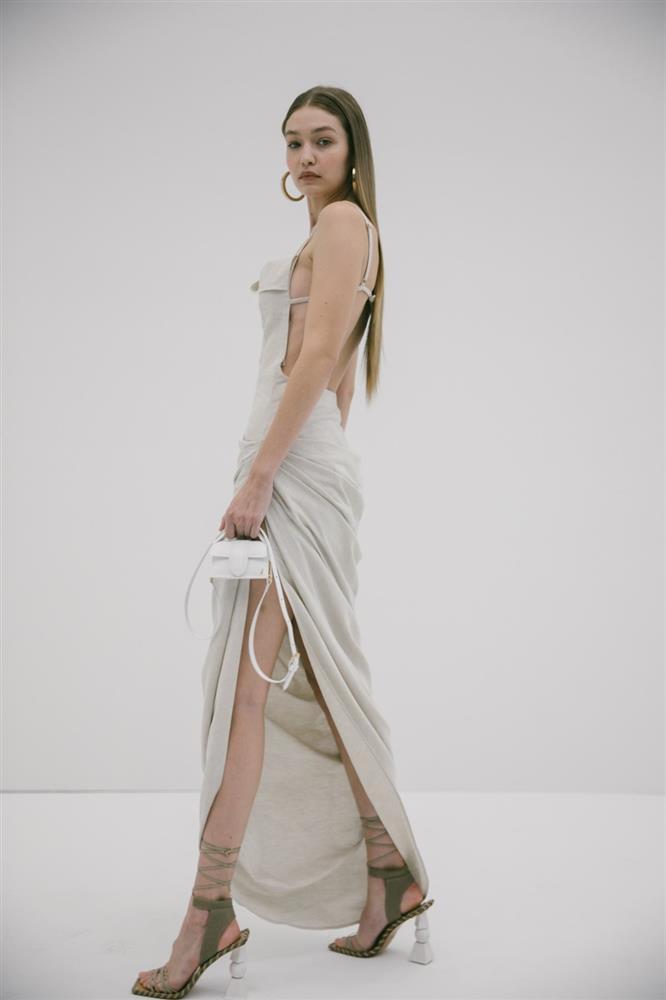 Hà Tăng diện đồ sexy quá nhưng sao cứ giống váy áo của Gigi Hadid thế nhỉ?-6