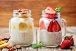 Muốn có bữa sáng giảm cân thì chị em không thể bỏ qua 4 cách làm món ăn healthy này!